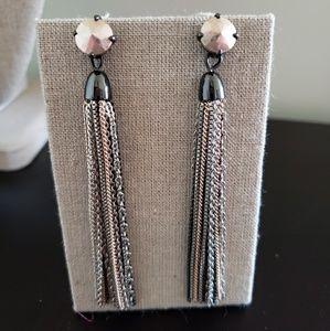 Stella & Dot Finge Tassel Earrings